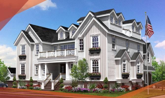 Modular Victorian Homes