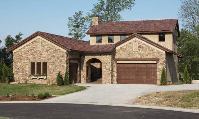 Monteleone Italian Ranch Home Plan House Plans