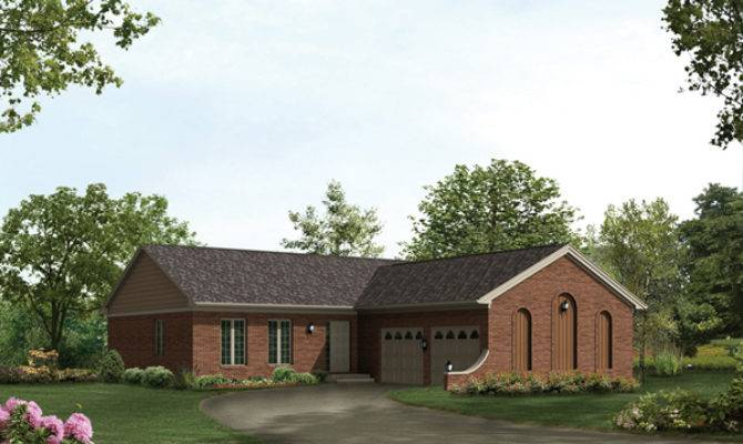Monteray Ranch Home Plan House Plans More