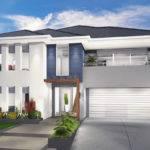 Monterey Split Level Home Design Canberra Mcdonald Jones Homes