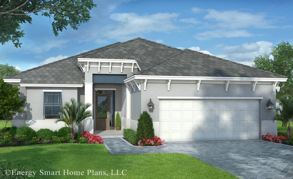 Montilla House Plan Energy Smart Home Plans