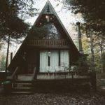Moon Frame Triangle Houses