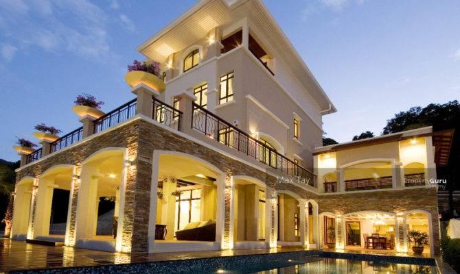Moonlight Bay Story Bungalow House Jalan Batu Ferringhi
