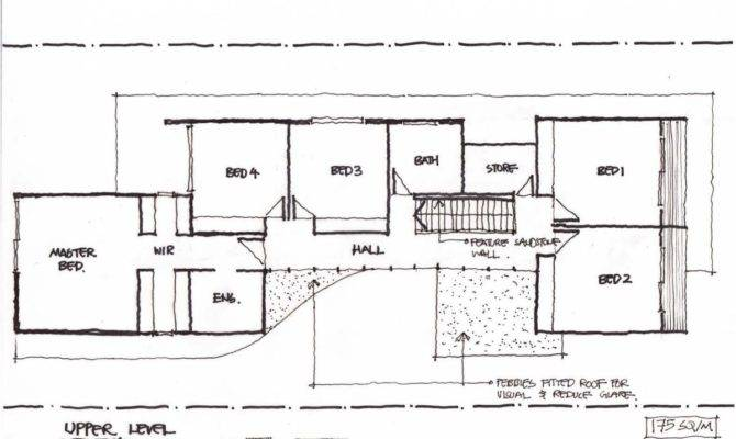 More Shaped House Plans