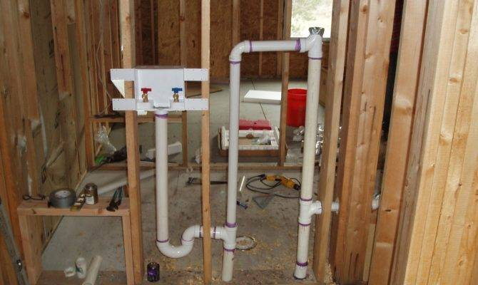 Morgan Homestead Drain Waste Water Lines