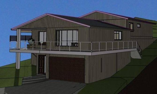 Mornington Peninsula Sloping Block Cunningham Design