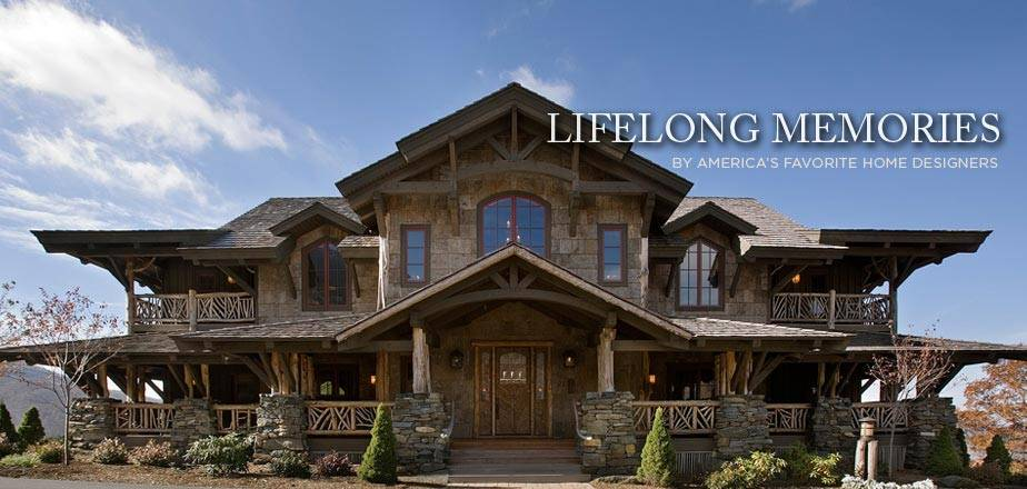 Mosscreek Luxury Log Homes Timber Frame