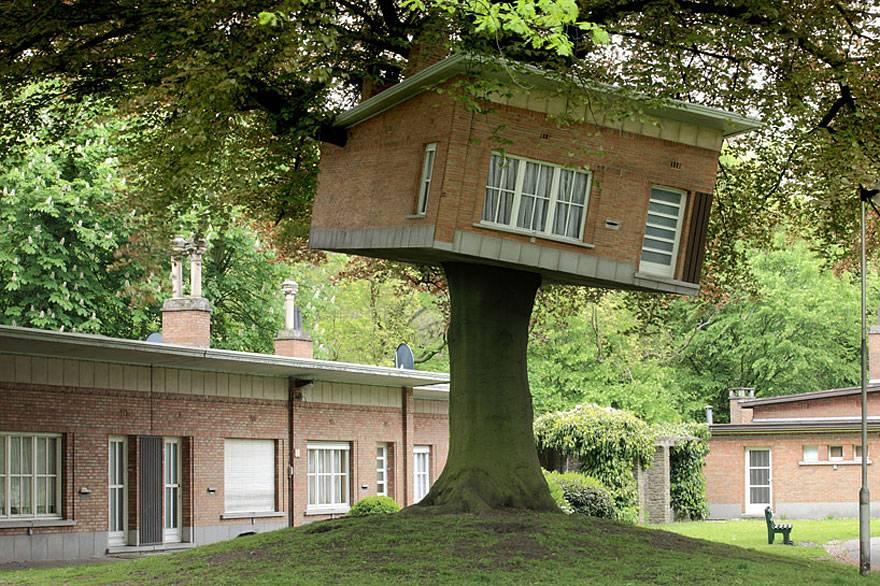 Most Amazing Treehouses Around World
