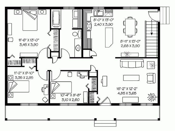 Most Efficient House Plans Escortsea
