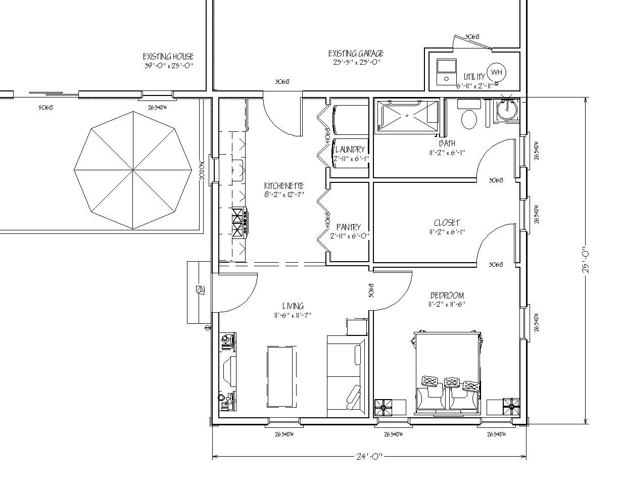 Mother Law Additions Plans Joy Studio