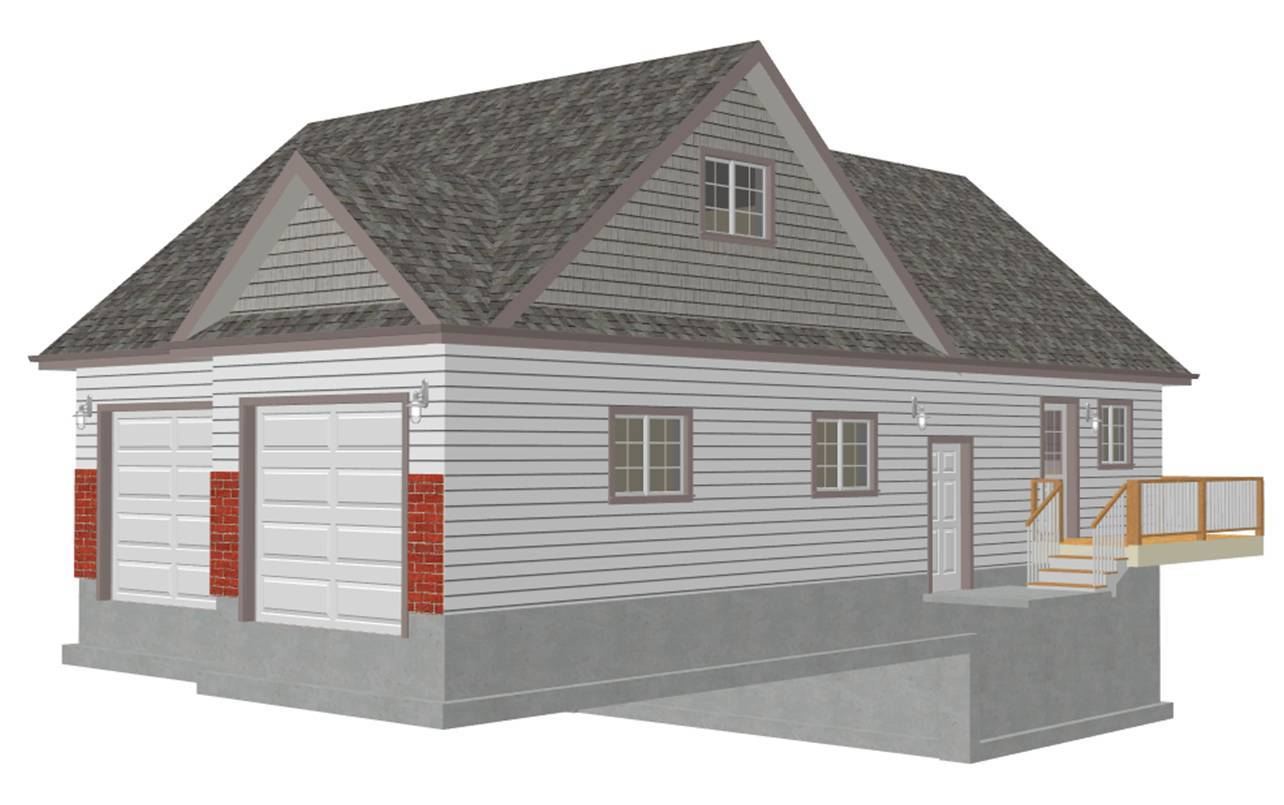 Mother Law Apartment Garage Plans Loft