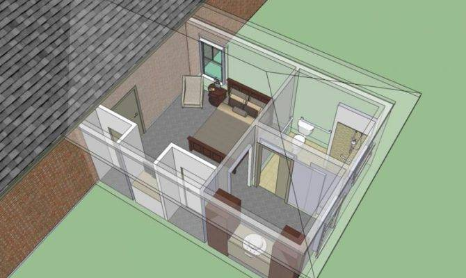 Mother Law Bedroom Suite Addition House Plans Floor Home
