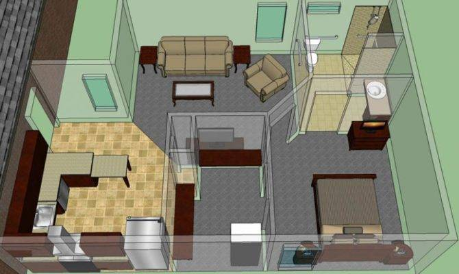 Mother Law Suite House Plans Floor Home Plan