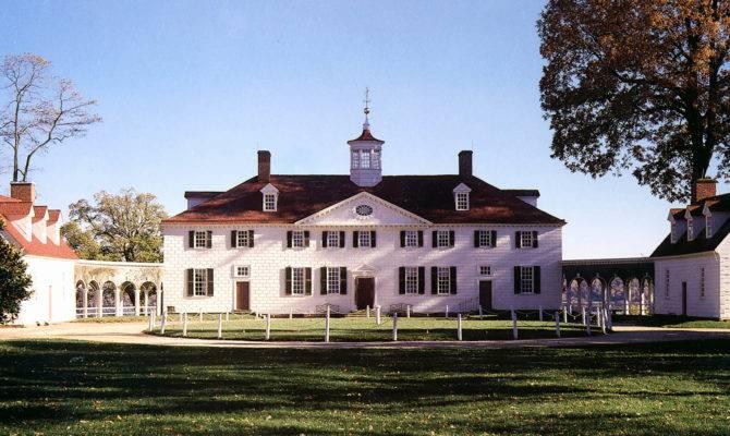 Mount Vernon Most Popular Historic Estate America Located