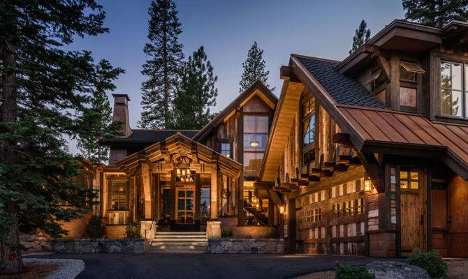 Mountain Cabin Overflowing Rustic Character