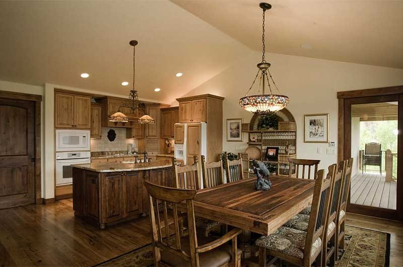 Mountain Home Kitchens Delectable Kitchen