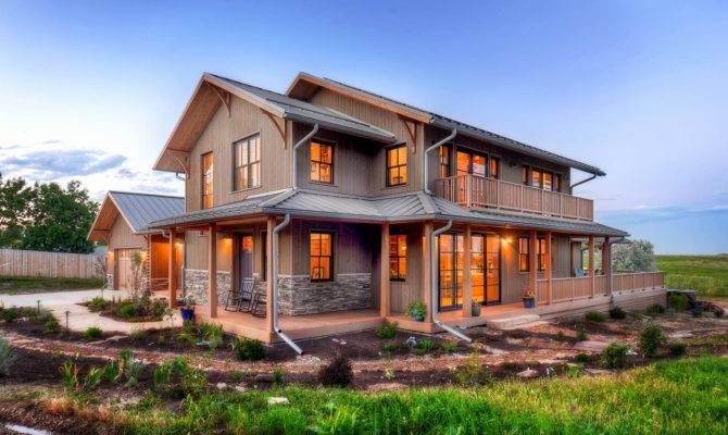 Mountain Home Plans Colorado Floor Rustic