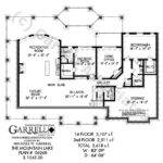 Mountain Lake House Plan Craftsman Plans