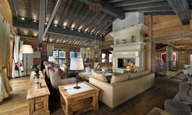 Mountian Retreat Houses Interior Decorating Accessories