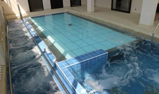 Movable Swimming Pool Floors Rehabilitation Pools