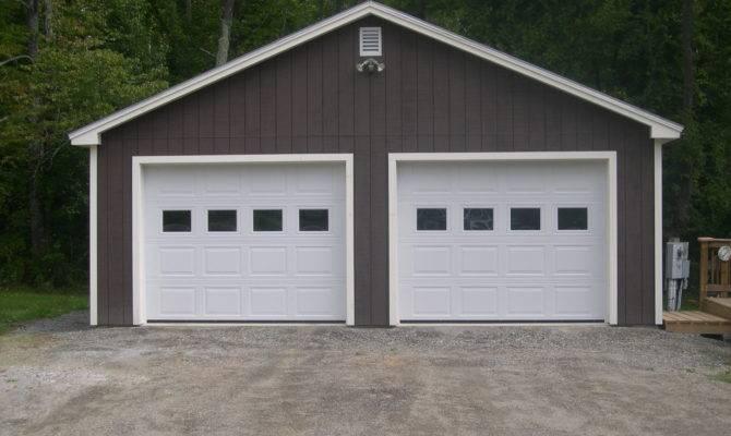 Much Build Garage Side House
