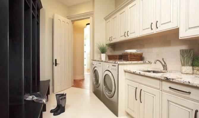 Mud Room Laundry Storage Traditional