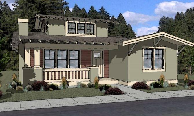 Muddy River Design Craftsman Style House Plan
