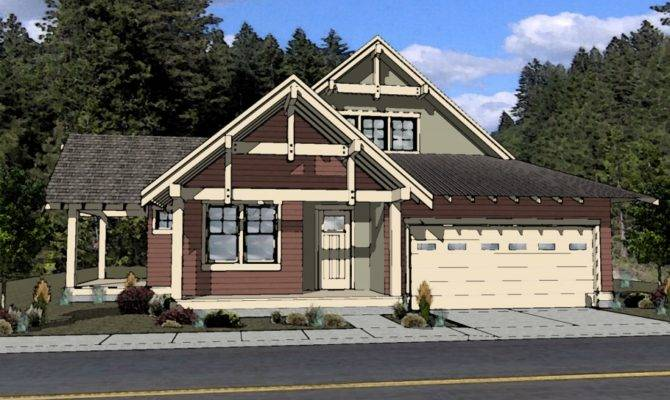Muddy River Design Northwest Style House Plan Bend Oregon