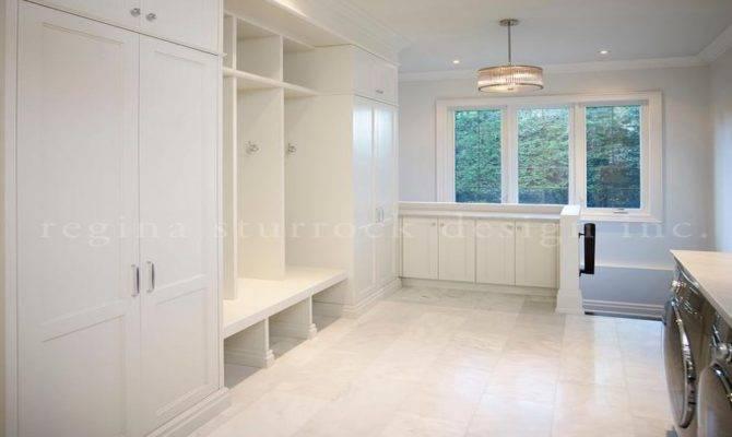 Mudroom Laundry Room Interior Designs