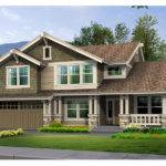 Muirfield Rustic Craftsman Home Plan House