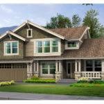 Muirfield Rustic Craftsman Home Plan House