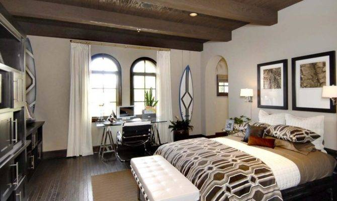 Multifunctional Master Bedrooms Hgtv