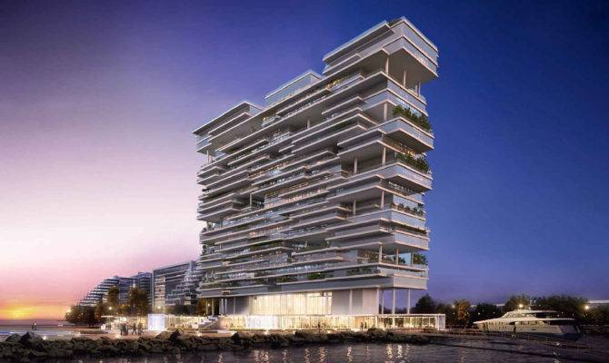 Multiplex Appointed Construct One Palm Jumeirah