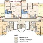 Multiplex Floor Plans