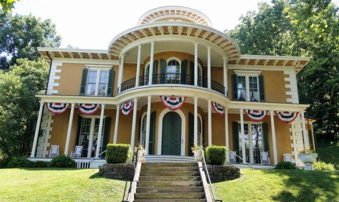 Must Historic Mansions Along Ohio River