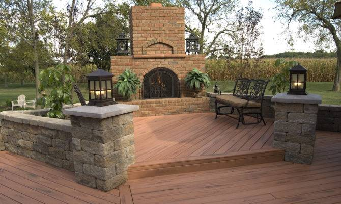 Mutil Level Outdoor Living Structures Columbus