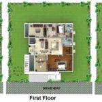 Myans Luxury Villas Floor Plan
