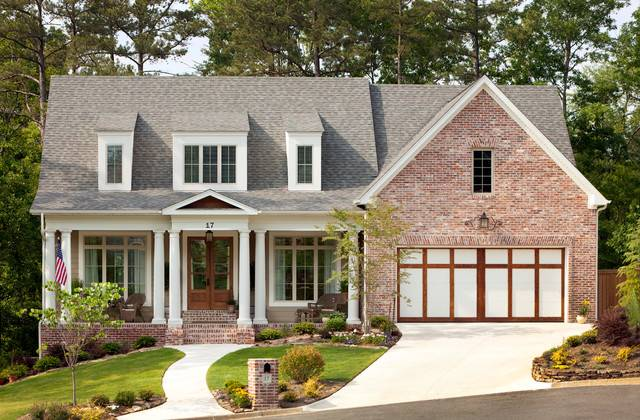 Nahb Certified Green Home Traditional Exterior