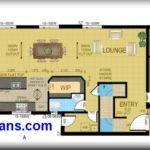 Narrow Block Small Land House Plans Storey Quotes