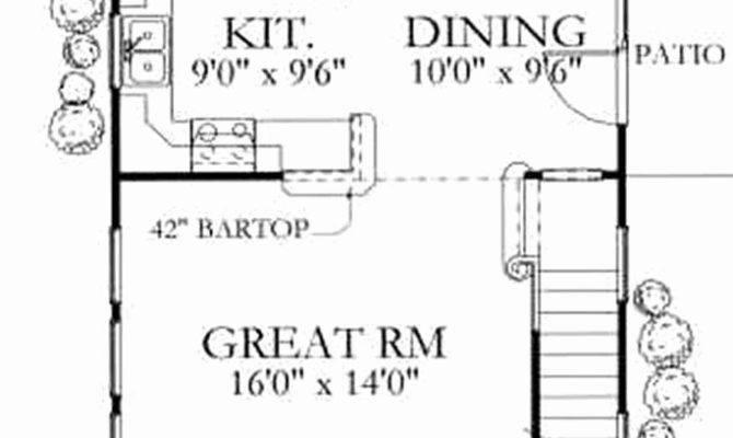 Narrow Home Plans Garage Fresh House