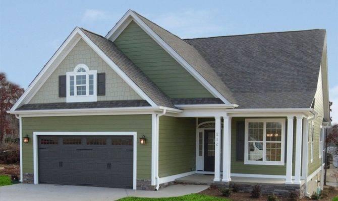 Narrow House Plans Garage Underneath Ideas