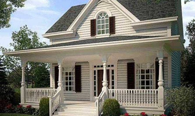 Narrow Lot Cottage House Plans Home Designs
