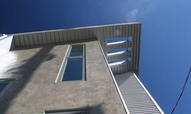 Narrow Modern Infill Tiny House Idesignarch Interior Design