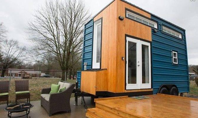 Nashville Tiny Home Modern Guesthouse