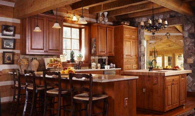 Natural Log Home Tennessee