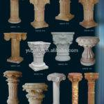 Natural Marble Decorative Square Pillar Design Buy