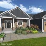Nauta Home Designs Beautiful Bungalow Niagara Youtube