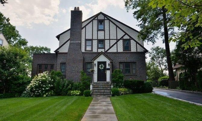 Need Help Improve Exterior Tudor Brick House