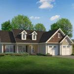 Nellie Traditional Ranch Home Plan House Plans