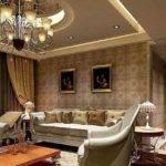 Neo Classical Interior Design Living Room
